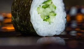 Hoso-maki Okurka