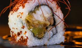 Ura-maki Kimchi CreamCrab